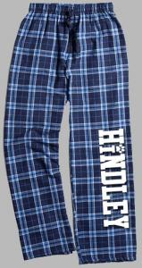 NavyFlannelPants